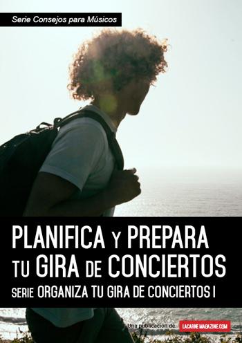 Planificar una gira